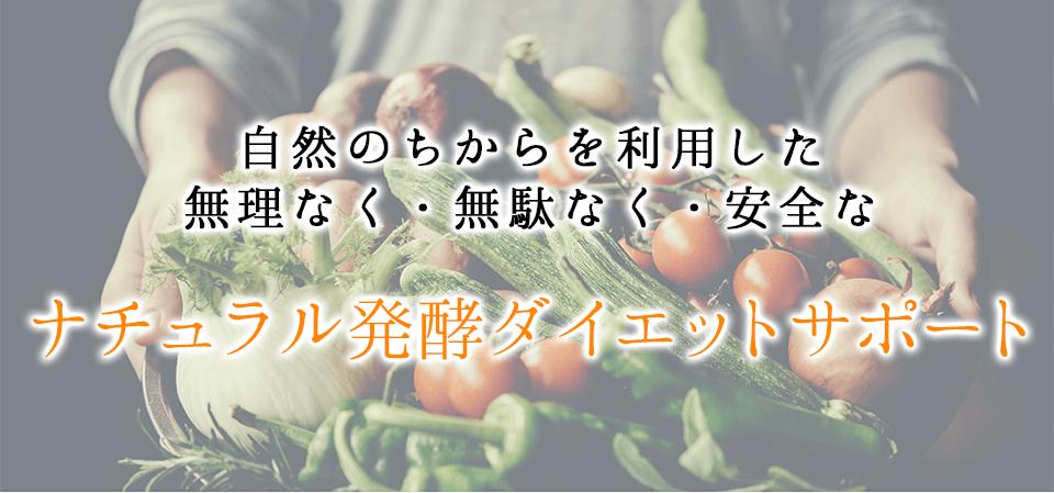 ナチュラル発酵ダイエット